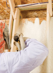 Chattanooga Spray Foam Insulation Services and Benefits